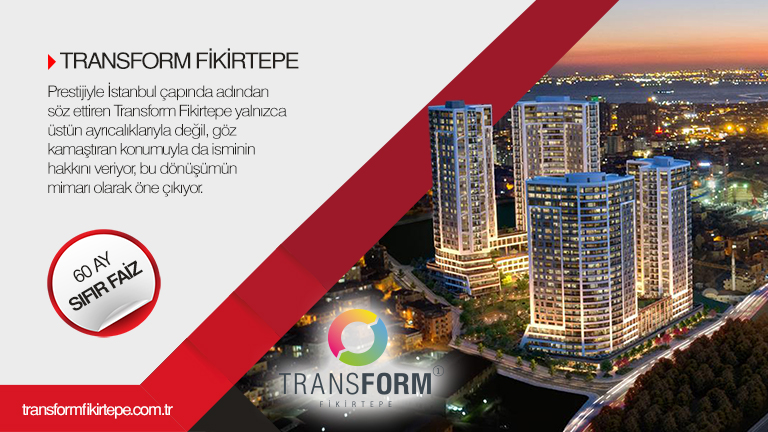 Transform Fikirtepe